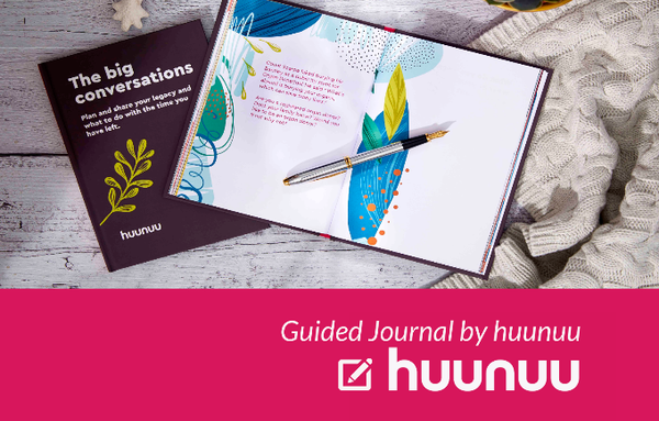 Guided Journal by huunuu